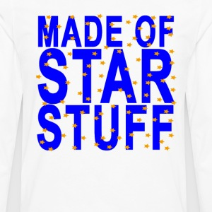 made_of_star_stuff - Men's Premium Long Sleeve T-Shirt