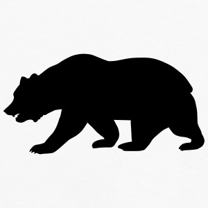 California Bear Caps - Men's Premium Long Sleeve T-Shirt
