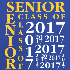 Senior Class Of 2017 Long Sleeve Shirts - Kids' Premium Hoodie