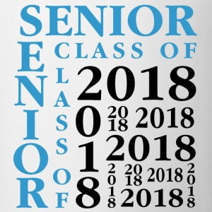 Senior Class Of 2018 T-Shirts - Coffee/Tea Mug