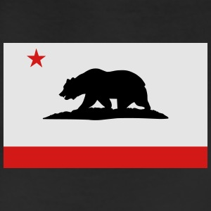 Flag of California T-Shirts - Leggings