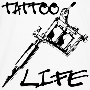 Tattoo Life  - Men's Premium Long Sleeve T-Shirt