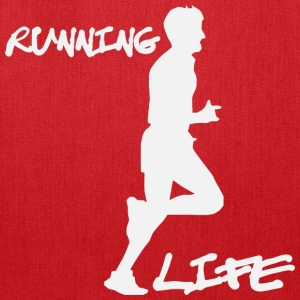 Running Life  - Tote Bag