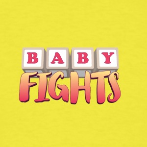 Baby Fights Baby Bodysuits - Men's T-Shirt