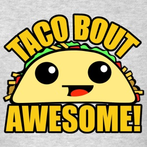 Taco Bout Awesome Sportswear - Men's T-Shirt