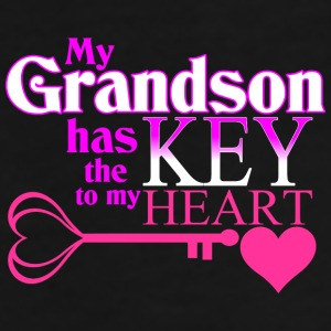 Grandson Love - Men's Premium T-Shirt