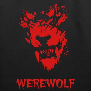 Werewolf - Eco-Friendly Cotton Tote