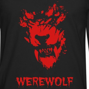Werewolf - Men's Premium Long Sleeve T-Shirt