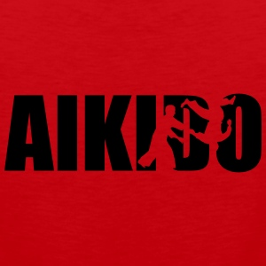 Aikido Kids' Shirts - Men's Premium Tank