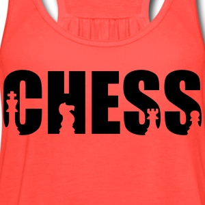 Chess T-Shirts - Women's Flowy Tank Top by Bella