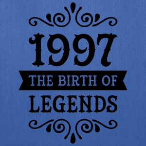 1997 - The Birth Of Legends T-Shirts - Tote Bag