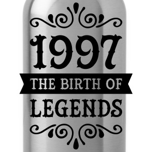 1997 - The Birth Of Legends T-Shirts - Water Bottle