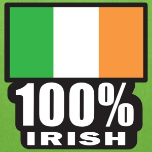 100%-IRISH T-Shirts - Tote Bag