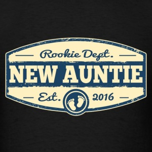 New Auntie 2016 Hoodies - Men's T-Shirt