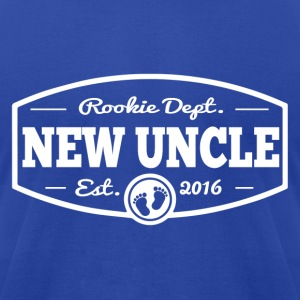 New Uncle 2016 Hoodies - Men's T-Shirt by American Apparel