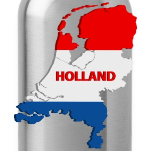 Holland map T-Shirts - Water Bottle