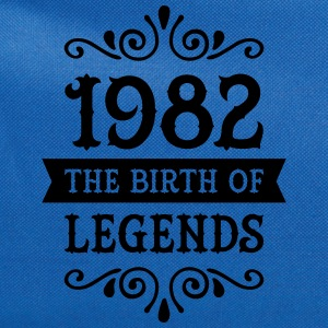 1982 - The Birth Of Legends Women's T-Shirts - Computer Backpack