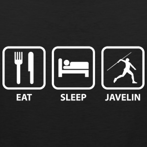 Eat Sleep Javelin - Men's Premium Tank
