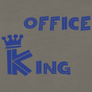 office King - Men's Premium Long Sleeve T-Shirt