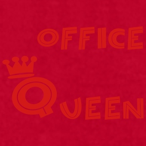 office Queen - Men's T-Shirt by American Apparel