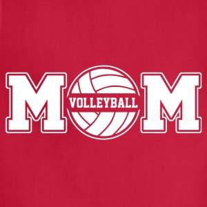 Volleyball Mom Women's T-Shirts - Adjustable Apron