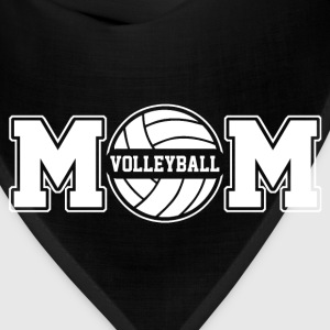 Volleyball Mom Women's T-Shirts - Bandana