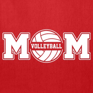 Volleyball Mom Women's T-Shirts - Tote Bag
