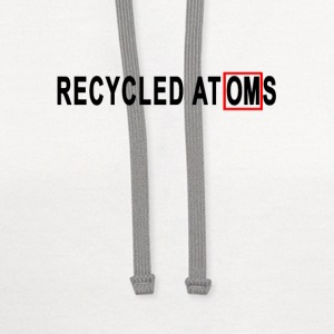 recycled_atoms_om - Contrast Hoodie
