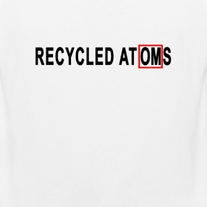 recycled_atoms_om - Men's Premium Tank