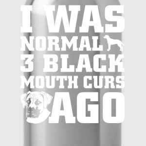 Black Mouth Curs - Water Bottle