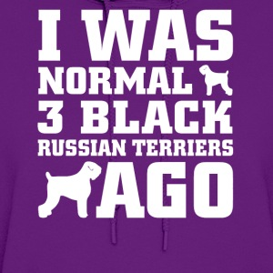 Black Russian Terriers - Women's Hoodie