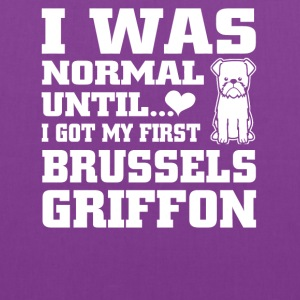 Brussels Griffon - Tote Bag