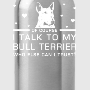 Bull Terrier - Water Bottle