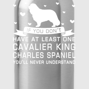 Cavalier king charles spaniel - Water Bottle