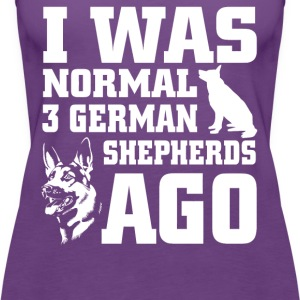 German Shepherds - Women's Premium Tank Top