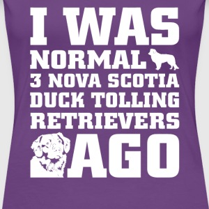 Nova Scotia Duck Tolling Retrievers - Women's Premium T-Shirt
