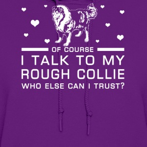 Rough Collie - Women's Hoodie
