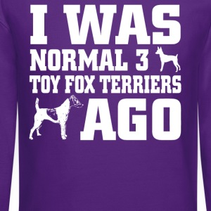 Toy Fox Terriers - Crewneck Sweatshirt