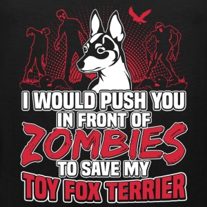 Toy Fox Terrier - Men's Premium Tank
