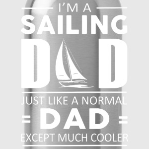 Sailing Dad - Water Bottle