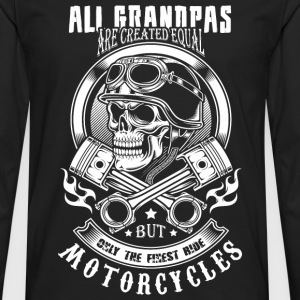 Motorcycle - Men's Premium Long Sleeve T-Shirt