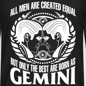 Gemini - Men's Premium Long Sleeve T-Shirt