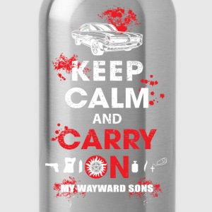 SuperNatural - Water Bottle