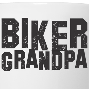 Biker Grandpa - Coffee/Tea Mug