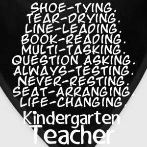 Kindergarten Teacher - Bandana