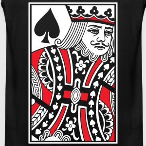 Kings of Spades Playing Card Baby & Toddler Shirts - Men's Premium Tank