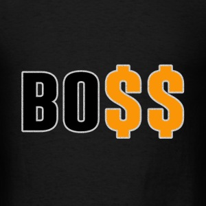 Canvas Tote Bag   Boss - Men's T-Shirt