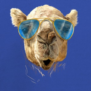 Camel with sunglasses T-Shirts - Kids' Premium Hoodie