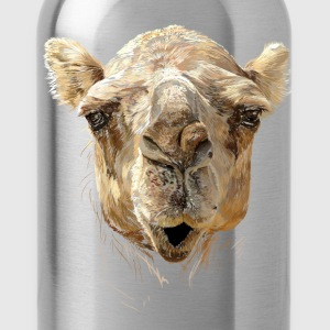 Camel Women's T-Shirts - Water Bottle
