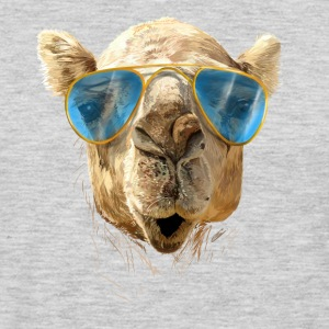 Camel with sunglasses Sportswear - Men's Premium Long Sleeve T-Shirt